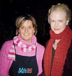 Nicole Kidman Likes Crepes